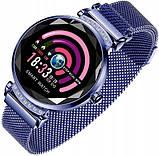 Смарт-часы Lemfo H2 Blue, фото 4