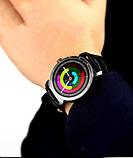 Смарт-часы Lemfo K88h Plus Lether Black, фото 2