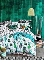 Двухспальный постельный комплект-Гранд кактус