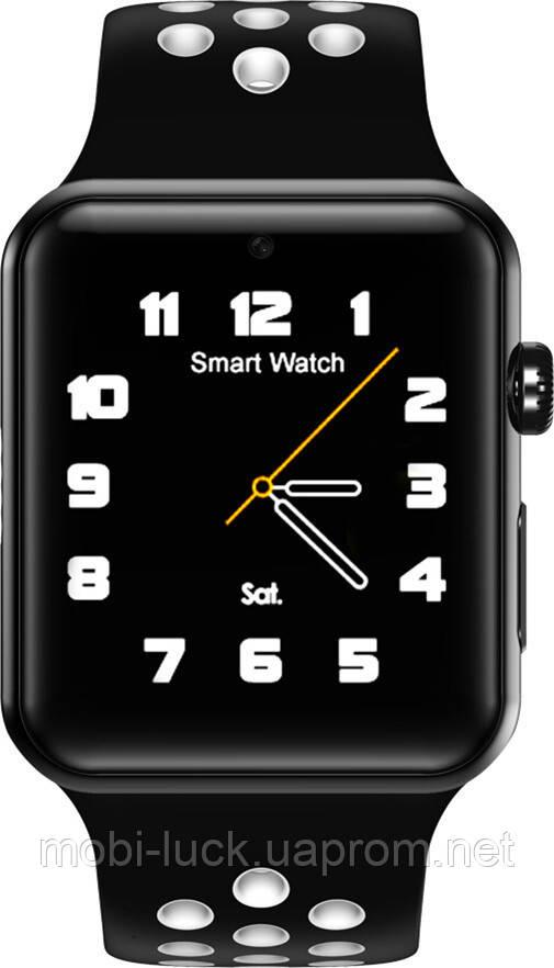Смарт-часы Lemfo LF07 Plus (DM09 Plus) Black-Grey