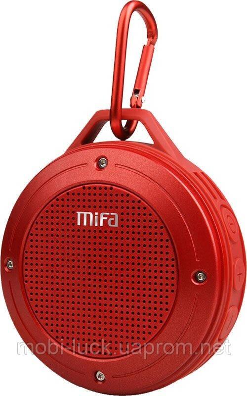 Портативная акустика Mifa F10 Red BT4.0