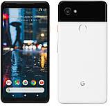 Смартфон Google Pixel 2 XL 128GB Black and White Refurbished, фото 4