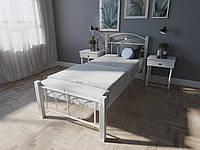Кровать MELBI Элизабет Односпальная 90190 см Белый КМ-005-01-1бел, КОД: 1398705