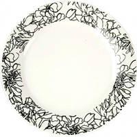 Тарелка подставная ST Давинчи d 26 см Белый ST-30810-103psg, КОД: 172176
