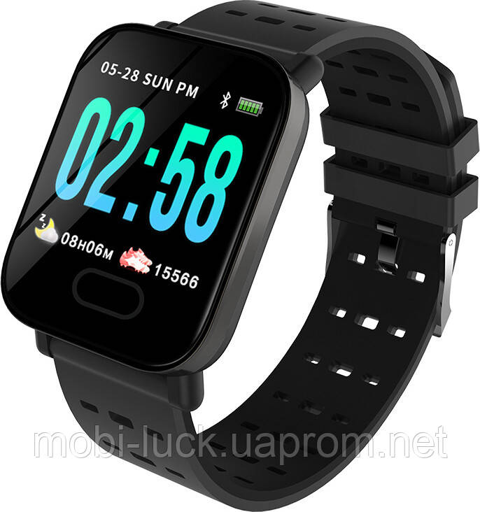 Cмарт-часы UWatch A6 Black