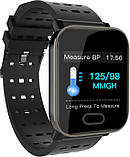 Cмарт-часы UWatch A6 Black, фото 2