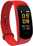 Фитнес-браслет UWatch M5 Red, фото 2