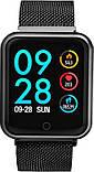 Смарт-часы UWatch P70 Black, фото 2