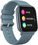 Смарт-часы UWatch P8 Blue, фото 3