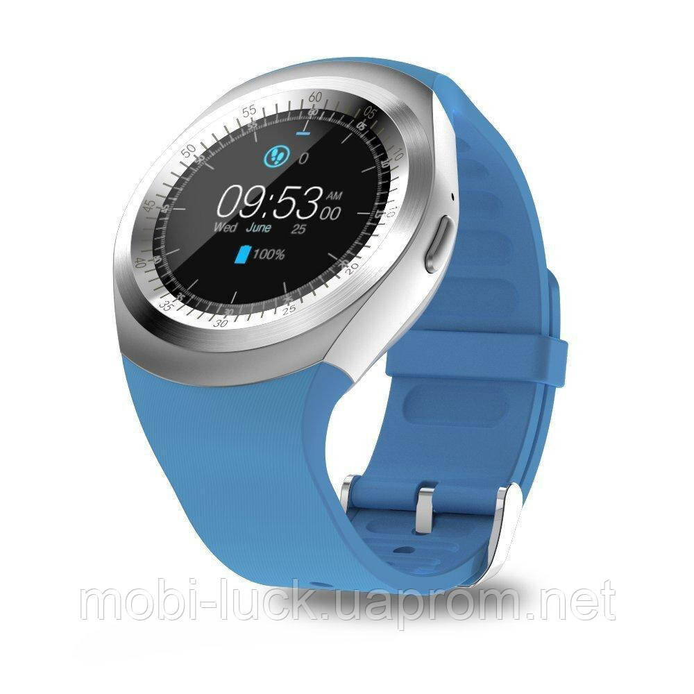 Смарт-часы UWatch Y1 Blue