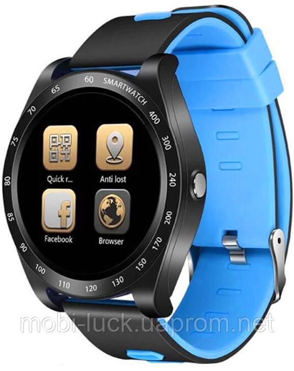 Смарт-часы UWatch Z1 Blue