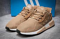 Мужские кроссовки Adidas Адидас EQT Cushion ADV, коричневые (Артикул : SS-11841) 45