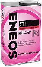 Жидкость в АКПП ENEOS DEXRON - III 0.94 л ENTODIII-1, КОД: 1226028