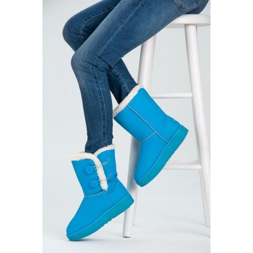 Радужное пополнение зимней обуви - успейте купить угги под настроение!