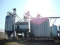 Зернохранилища (силоса) вентилируемые с конусным днищем C5К90