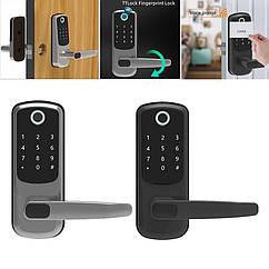 Умный дверной кодовый замок TTlock S118 открывает карта Пароль управления с телефона