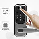 Умный дверной кодовый замок TTlock S118 открывает карта Пароль управления с телефона, фото 3