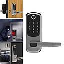 Умный дверной кодовый замок TTlock S118 открывает карта Пароль управления с телефона, фото 2