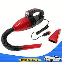Автомобильный пылесос CAR VACUM CLEANER - компактный пылесос для сухой уборки авто, фото 3