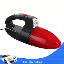 Автомобильный пылесос CAR VACUM CLEANER - компактный пылесос для сухой уборки авто, фото 2