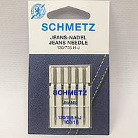 Набір голок для швейної машини Schmetz 100 16 130 705 H-J 2230FB2 VES 5 шт шметс-03, КОД: 1773885