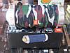 Портативная колонка JBL S07 - мобильная bluetooth колонка cо светомузыкой, FM радио, MP3 плеер (Хаки), фото 5