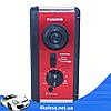 Радиоприемник GOLON RX-006UAR - Большой портативный радиоприёмник - колонка MP3 с USB и аккумулятором Красный, фото 4