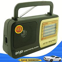 Радиоприемник KIPO KB-408AC - мощный Фм радиоприемник c usb, Fm радио, фото 3