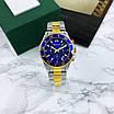 Красивые мужские наручные часы Megalith 8046M Gold, фото 4