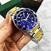 Красивые мужские наручные часы Megalith 8046M Gold, фото 5