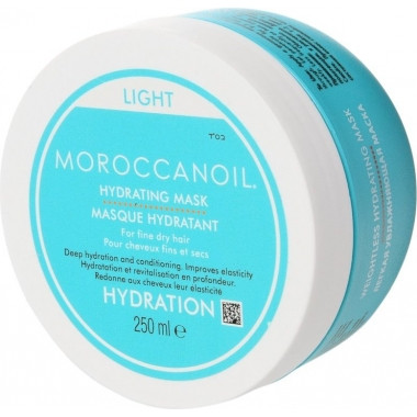 Легкая маска увлажняющая MoroccanOil Hydrating Masque 250 мл.