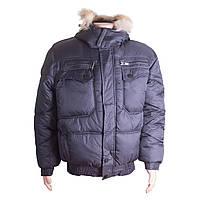 Куртка мужская зимняя под резинку