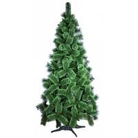 Искуственная сосна, пушистая ЭКО, зеленая, Ксения, 180 см (105723)