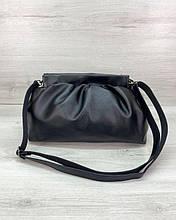 Женская сумка Vivian черная Welassie