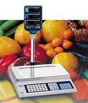 Электронные торговые весы CAS (Южная Корея) — традиции качества