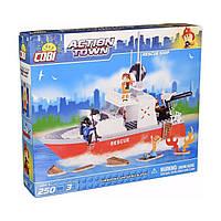 Конструктор Cobi Спасательный катер 250 деталей COBI-1464, КОД: 2435868