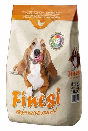 Сухий корм для собак Fincsi (курка) 10 кг., фото 2