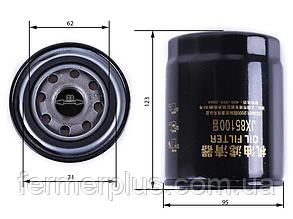 Фильтр масляный - DongFeng 354/404/504 (JX85100C)