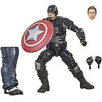 Фигурки Марвел Капитан Америка 16см Hasbro Marvel Legends Captain America