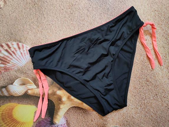 Плавки женские Z.FIVE 3837 черный (есть 48 размеры), фото 2