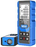 Noyafa NF-275L-60 лазерная рулетка до 60 метров, зелёный лазер!, фото 4