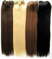 Натуральные волосы на трессах