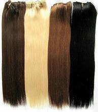 Натуральне волосся на тресс