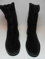 Женские бурки черные оптом, фото 1