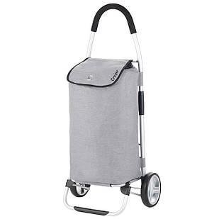 Сумка-тележка ShoppingCruiser Foldable 40 Grey