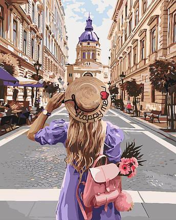 KH4644 Картина-раскраска Увлекательный вояж, Без коробки, фото 2