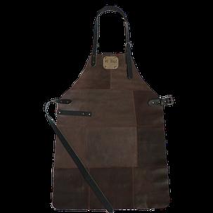 Фартук для гриля темно-коричневый Holla Grill, фото 2