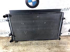 Радиатор охлаждения Volkswagen Passat B7 2.5 2013 (б/у)