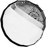Софтбокс с сотами Visico EB-071G 70см deep quickly umbrella, фото 3