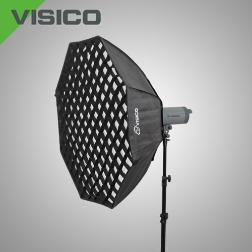Софтбокс с сотами Visico EB-072G 95см quickly umbrella